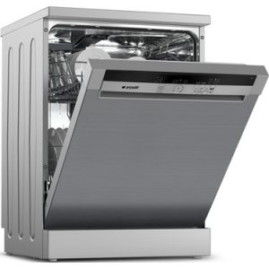 Arçelik 6344 I Bulaşık Makinesi (Inox)
