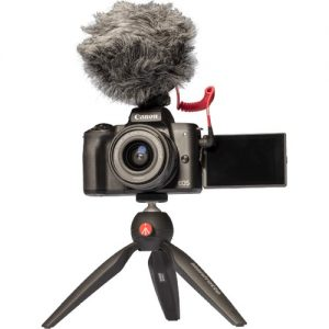 Canon Eos M50 Vlogger Kit ST00663