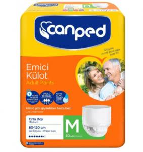Canped – Emici Külot Hasta Bezi
