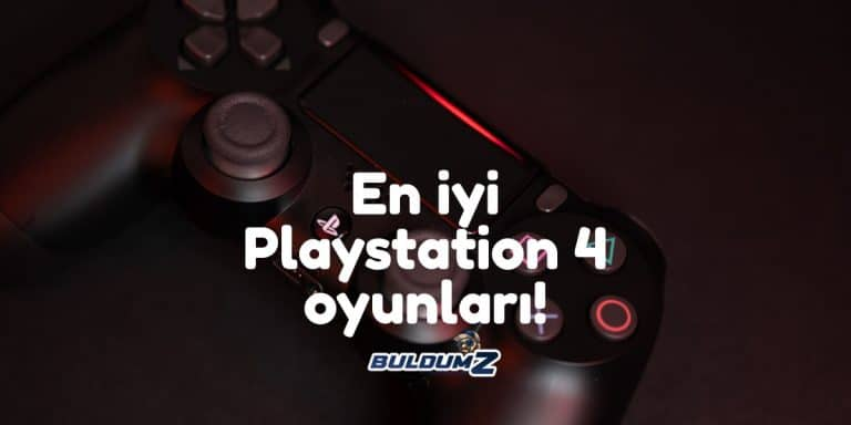 en iyi playstation 4 oyunları