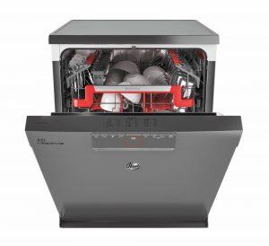 Hoover HFDN 4S600PX-17 Bulaşık Makinesi