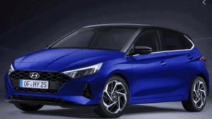 Hyundai – i20