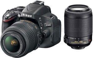 Nikon D5100 18-55mm DSLR Fotoğraf Makinesi