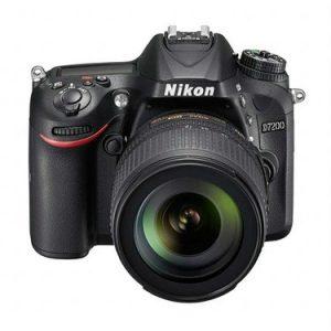 Nikon D7200 18-105mm DSLR Fotoğraf Makinesi
