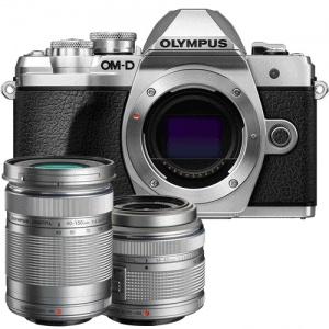 Olympus OM-D E-M10 Mark III 14-42mm Aynasız Fotoğraf Makinesi