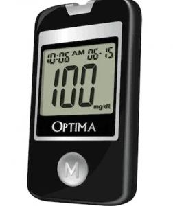 Optima – Kan Şekeri Ölçüm Cihazı