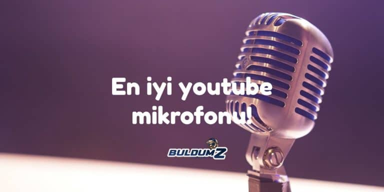 en iyi youtube mikrofonu