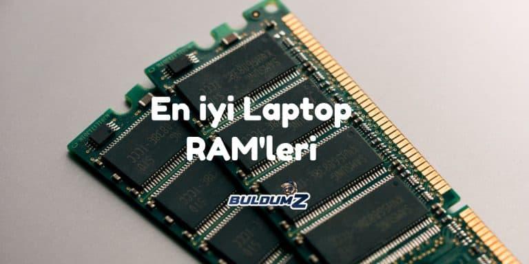 en iyi laptop ram