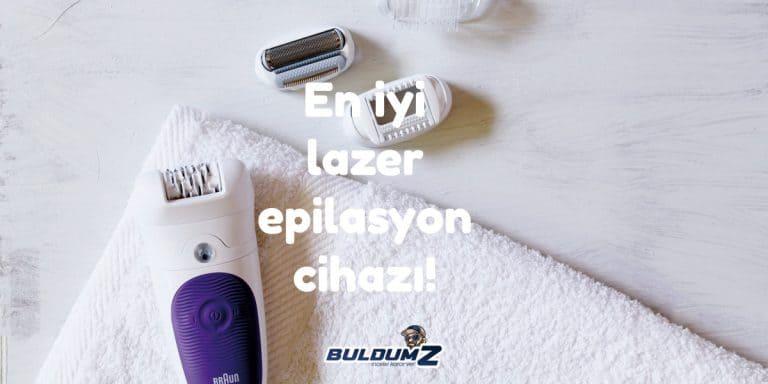 en iyi lazer epilasyon cihazı