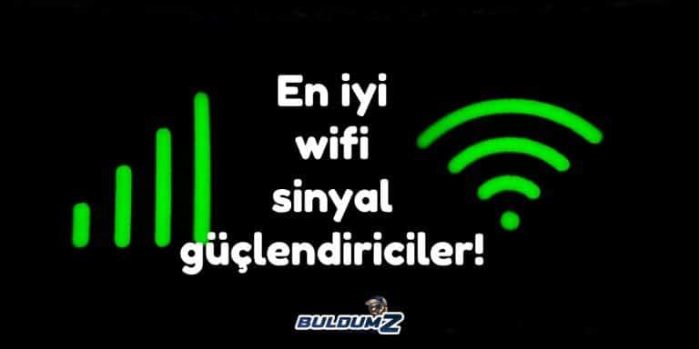 en iyi wifi sinyal güçlendirici