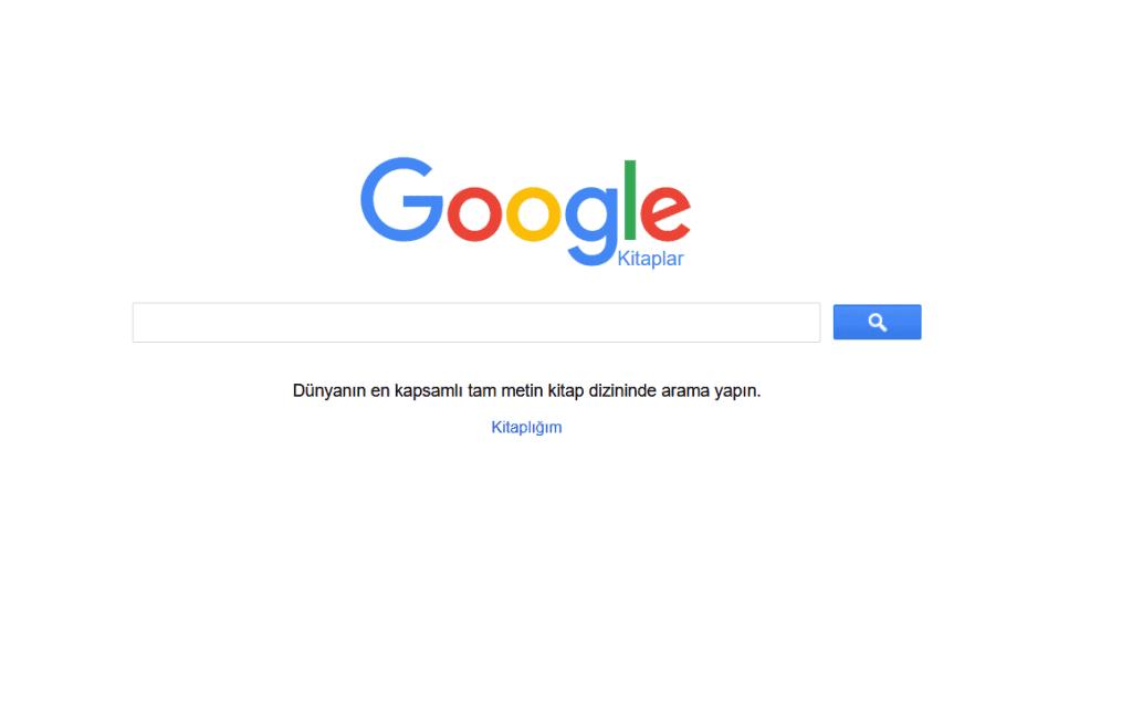 Google Kitaplar