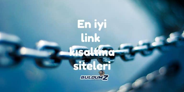 link kısaltma siteleri
