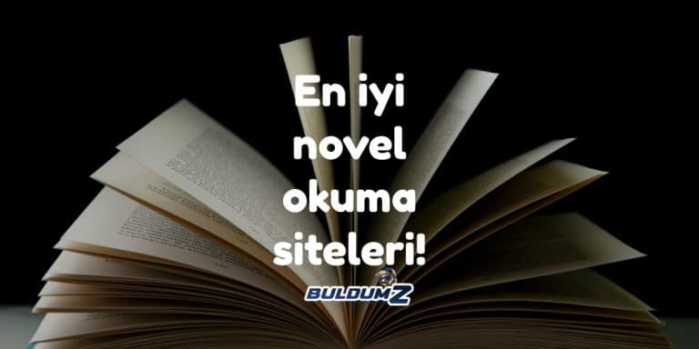 novel okuma siteleri