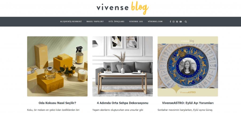 Vivense Blog