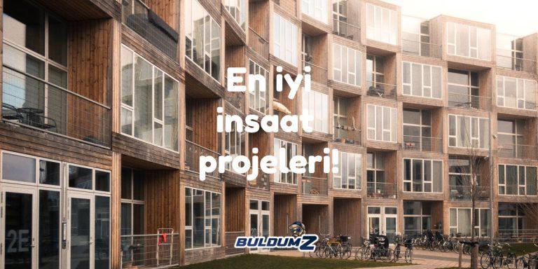 en iyi inşaat projeleri